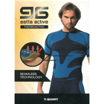 GATTA ACTIVE T-shit thermoactive Uomo Seamless Technology