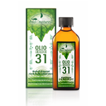 Vitamol Body oil with 31 medicinal herbs 100ml Bio naturell line